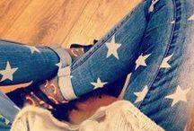 Jeans / Jeans represent democracy in fashion.     {Giorgio Armani