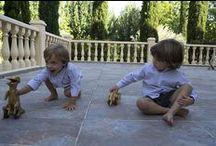 Los niños de LCL / Estos niños ya han venido de visita a LCL, ¿te vienes tú también?