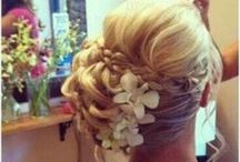 Updo's & Special Occasion Hair Styles / by Roxanna Ponton
