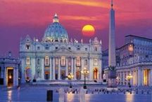 """Roma Rome / La Dolce Vita lives on in the Eternal City, my favorite destination in the world, steeped with an incredible history that spans over 2,000 years, wonderful food, art, architecture, scenery, and social scene, Romans are proud to share their passion and """"gioia di vivere"""""""