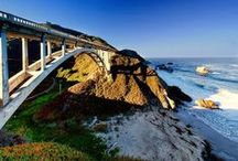 Roads, Bridges, & Scenic Drives / I have always enjoyed design, driving, touring, scenery, road trips, skylines, mountains, coastlines, and the form and function of the roads and bridges man has built to help us get from one place to another and to enjoy some amazing sights along the way.