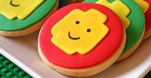 Lego Party | Lego Birthday Ideas / Lego Party | Lego Birthday Ideas | Building Blocks Party | Lego Food | Lego Decorations