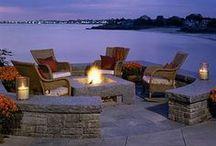 Exterior Design, Outdoor Living, Home & Garden