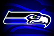 Sports: Football (NFL-Seattle Seahawks) / Seattle Seahawks / by Amanda Miller-Robertson