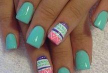 Nails / by Bridget Beecher