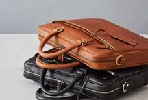 Urban Safari Goods / Genuine leather soft briefcases, weekend bags, travel accessories and wallets and accessible prices.