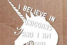 Unicorns, ponies and other wonderful stuff *.*