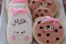 Milk and Cookies Party | Cookie Party / Milk and Cookies Party | Cookie Party | Milk and Cookies Baby Shower