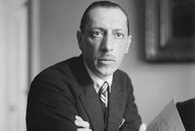 Stravinsky for Kids / The music of Igor Stravinsky for kids with information on the composer and his music.