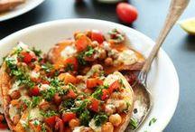 Vegan & Vegetarian Food / Some great vegan and vegetarian recipes and ideas!