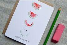 Cards / Cards for birthdays e.t.c.