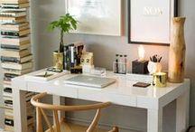 Oficina en casa / Workplace