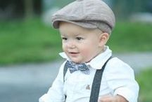 Bow Ties are Cool / Celebrating all things dapper! Our shop stocks a full range of bow ties for boys from newborn to size 6.