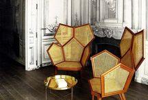 Rotin / Les meubles, les paniers, mais aussi l'aménagement de l'extérieur... Et si la vannerie revenait à la mode ? Board en collaboration avec Maison Creative.
