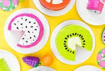 """Tutti Fruity party 
