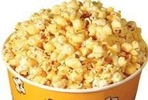 Movies & Popcorns  / by Ivana