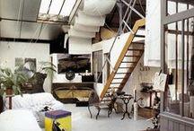 Interiors / by Evan Stremke
