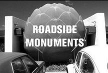 Roadside Monuments / Let's take a road trip to every roadside monument, zoomorphic building, and crazy structure around the U.S. of A.! / by National Building Museum