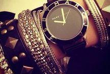 Jewelry:) / by Ashley Castillo