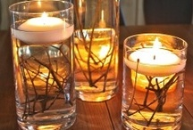 Candles...candles...candles!