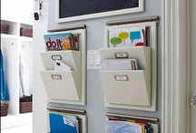 home organization / by Kelly Maack
