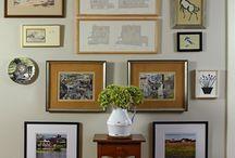 Walls walls walls / by Laurie Larson-Doornbos