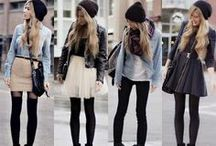 Fall Fashionista  / Perfect accessories, shoes, outfits, and more - We love fall.  / by SalonSavings.com
