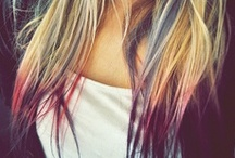 Hair Color To Dye For / We <3 Hair Colour!