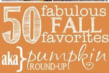 Fall Things / by Melissa Hargrove