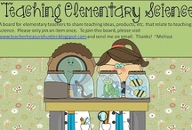 Teaching Elementary Science / Please add 1 free product or idea for each paid product.  Make sure your pins relate to elementary science or they will be deleted.  Thanks!  ~Melissa   www.teachertreasurehunter.blogspot.com