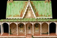 Home, Sweet Home-Amazing Gingerbread Creations / by National Building Museum