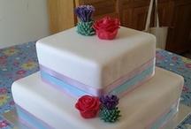 John's wedding cake... / by Fiona Hendrie