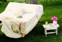Home- Outdoor Spaces / by Haley Kochen