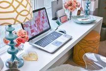 Home- Office Decor / by Haley Kochen