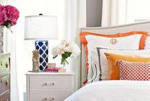 Home- Bedroom Decor / by Haley Kochen