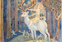 Once upon a fairy tale / Art from the Golden Age of Illustration