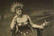Victorian and Belle Epoque Fancy Dress