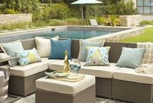 Pool & Pool House Furniture & Appliances / by Alicia Coffman Quenemoen