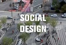 Social Design / With the next Investigating Where We Live exhibition opening, we're taking a closer look at the built environment and how social design can help communities.  / by National Building Museum