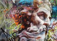 STREET ART / Graffiti and Street Art
