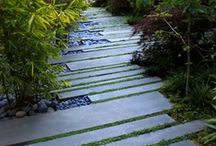 garden space / Pretty and practical man made nature / by laura lyon