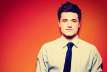 Josh Hutcherson!! / He is a awesome guy. Who is pretty cute. But he isnt better then Niall :)