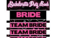 Bachelorette Party & Bridal Shower Ideas / Are you throwing her a Bachelorette Party or Bridal Shower? At KarnationLingerie.com we have the perfect pre-wedding party supplies and bridal gifts for the bachelorette and girls night out! See our games, decorations, novelties, and gift ideas for the ultimate Bride-To-Be bash!