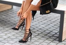 Ooh La La Shoes / Incredible footwear to pair with everything sexy! Boots and shoes that make a statement!