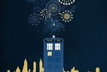 Doctor Who / by Becky Allen