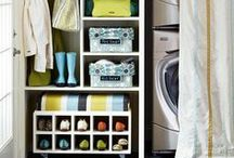 Organization & Cleaning / by Rosa Rivero