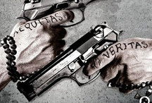 Boondock Saints / And shepards we shall be for Thee, my Lord, for Thee. Power hath descended forth from Thy hand that our feet may swiftly carry out Thy command. And we shall flow a river forth to Thee and teeming with souls shall it ever be. In nomine Patris, et Filii, et Spiritous Sancti.
