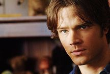 Sam Winchester: Supernatural / For any other pins of the show Supernatural or of Dean, Castiel, and Crowley see their individual boards.