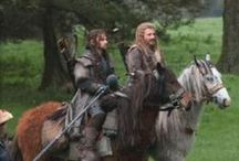 BTS & Extras: Lord of the Rings & The Hobbit / Behind the Scenes and Commentary and Interviews from both LOTR & The Hobbit Series ~For more Middle Earth pins check out my many other Middle Earth boards!~