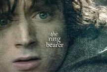 Frodo Baggins: Ring-Bearer / For any pins of Sam, Merry, Pippin, Bilbo, or the hobbits all together see their individual boards.